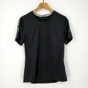 Craft Mind SS Tee Black and Platinum NWT sz L